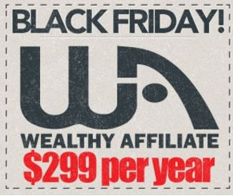 Join WA on Black Friday