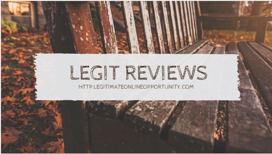 Legitimate companies - please read my reviews