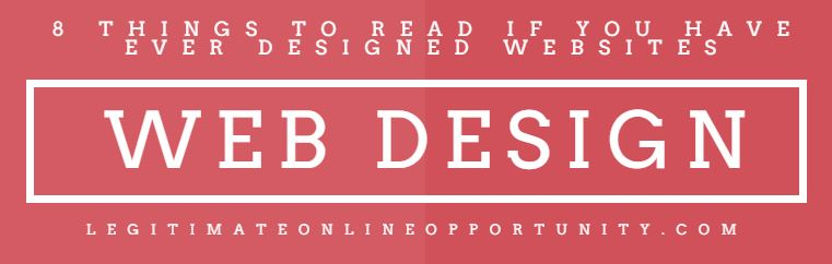 8 things every web designer should read